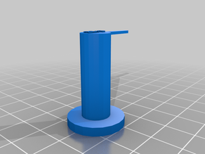 Resizingtool for 28 mm Miniatures (with 3mm base)