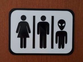 Alien Toilet