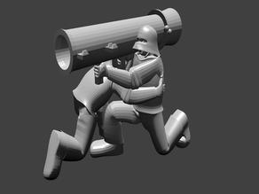 Hosytian Guardsman, Missile Team