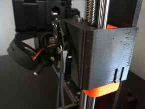 Prusa i3 MK3s X-axis Idler Endstop Holder