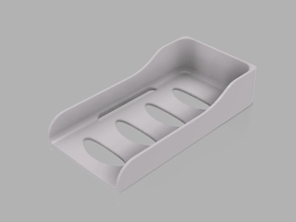 Battery Holder 4s-6s lipo Free 3D print model