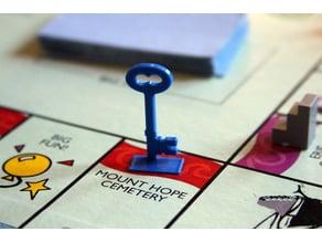Key Game Piece