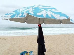 Beach Umbrella clothes hanger