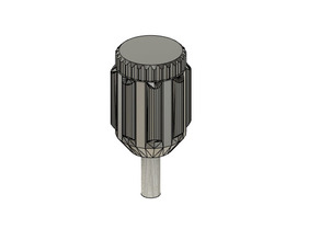 Screw Top Knob for Bandsaw Miter Gage