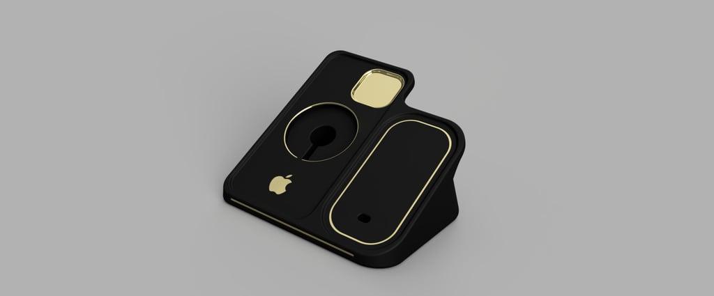 Iphone 12 magic mouse 2 docking station
