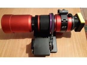 Williams Optics RedCat51 electric focuser mounting hardware