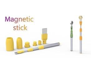Magnet stick