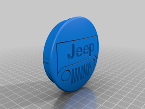 Jeep Bumper plugs