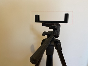 Tripod adaptor for iPhone 11 Pro Max
