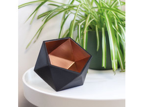 Icosahedron Tealight Holder
