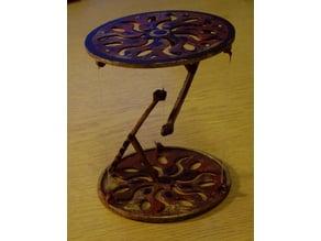 Floating (levitating) table