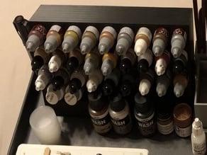 Portable paint Station Part B (Paint Holder)