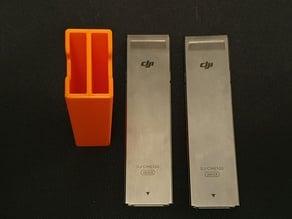 Dual DJI Inspire 2 SSD Holder