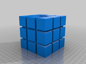 Rubiks Cube Rock Wall Hold