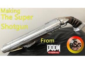 Super Shotgun from Doom Eternal
