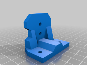 Gantry Pro 3D Pinter Filament Mounting Plate