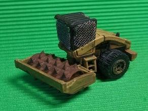 MB800 Spike Roller