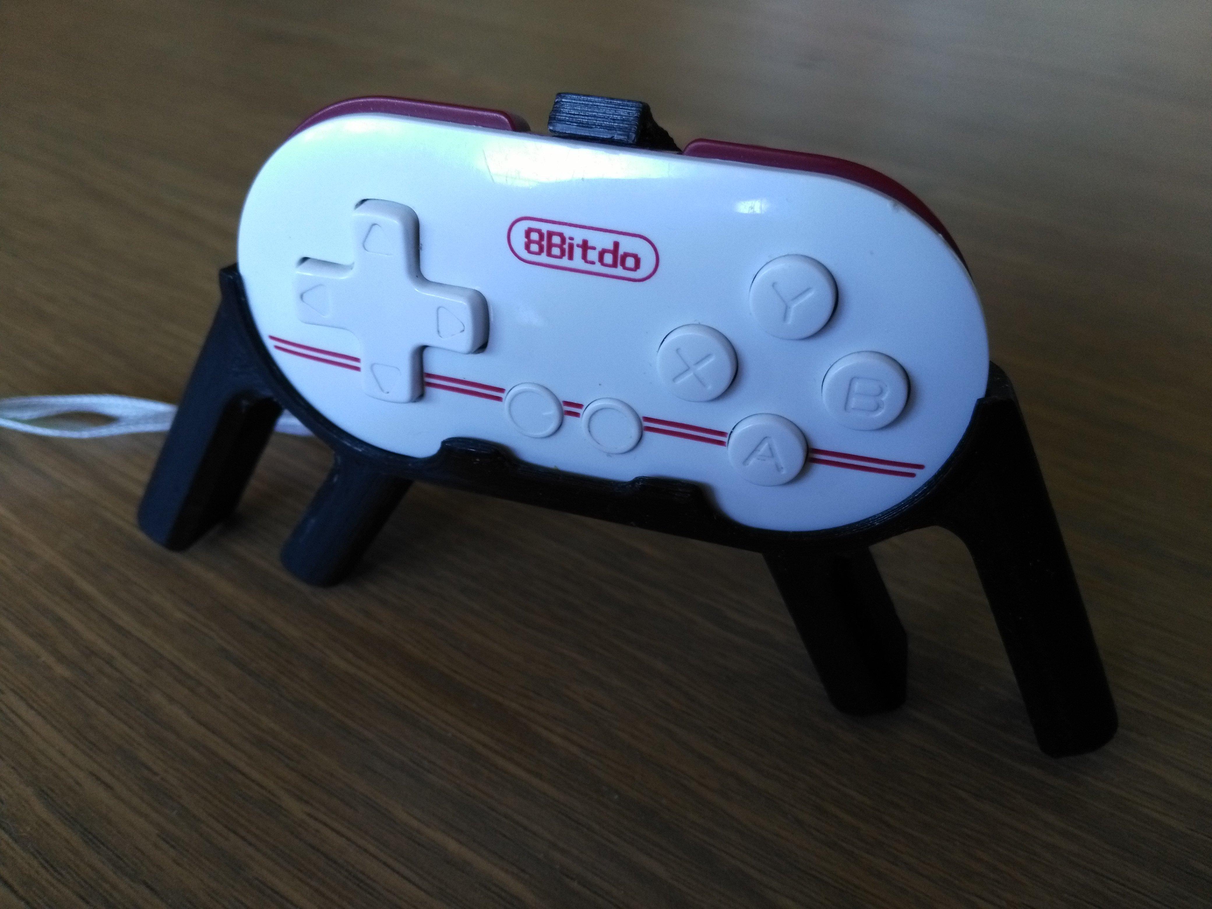 8bitdo ZERO gamepad handles