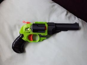 Nerf Doublestrike Singled Revolver Barrels