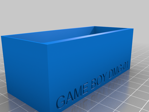 Game Boy DMG-01 holder