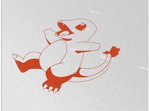 T-Shirt print pokémon characters