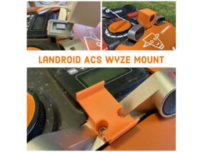 Worx Landroid ACS Wyze Mount