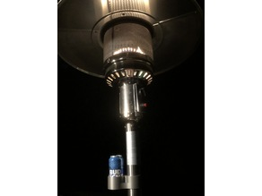 Cup holder for Outdoor heater