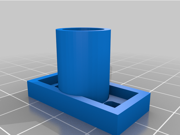 Ender-3 Filament Guide by DrStreet