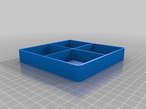Quadrant Tray