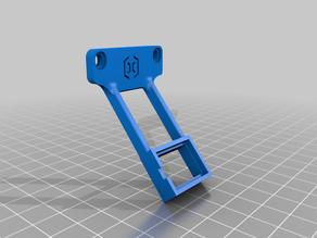 Fan Duct mount LGX flexible kit Artillery