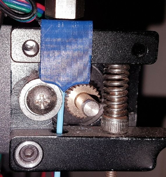 Adaptador extrusor para Flex Flyingbear p905
