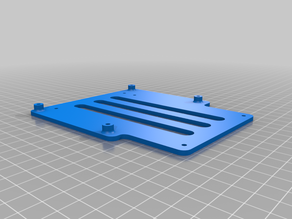 Anycubic Chiron skr mount
