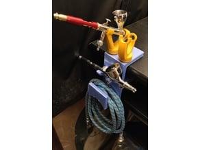 airbrush holder