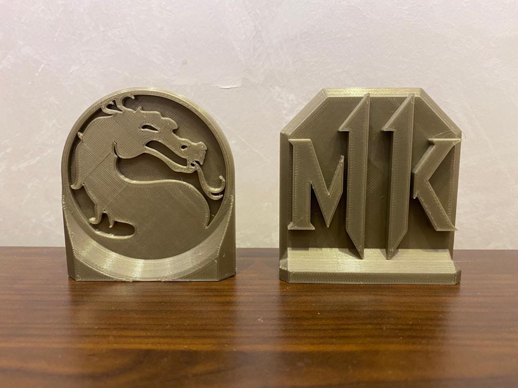 Mortal Kombat Logos