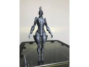Warframe Nyx Action Figure