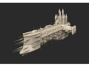 Ship 01 Warhammer 40K