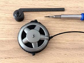 Sennheiser PX100 Holder for Oculus Rift S