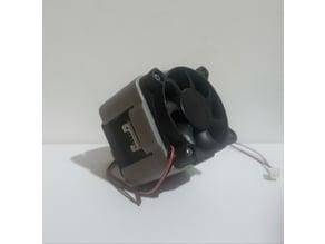 Snap on 50mm stepper motor cooler
