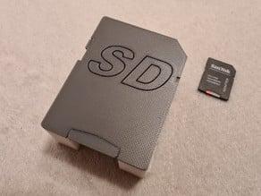 SD Card Box