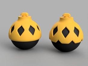 Squash ball feet for Prusa MK3 MK3S