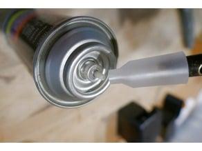 Aerosal Can Pressurizer