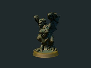Harpy 28mm (No supports needed)