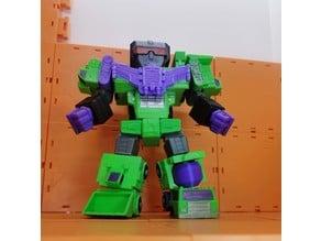 Devastator Q-style Transformers