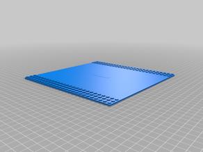 MOPB - street baseplates (LEGO compatible)