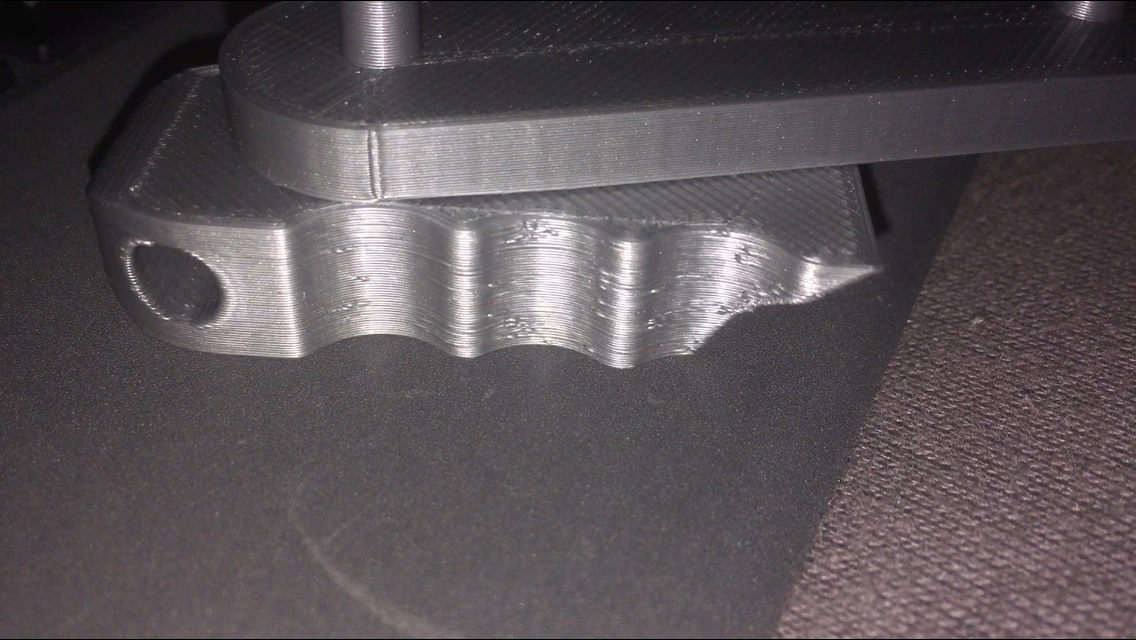 Over extrusion at the start of layers - General - Creality