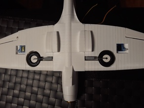 Spitfire RC Landing Gears
