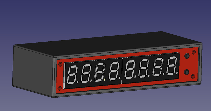 Frequency Counter Module (eBay)