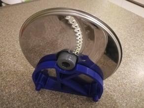Kenwood Chef dicing disc/blade holder