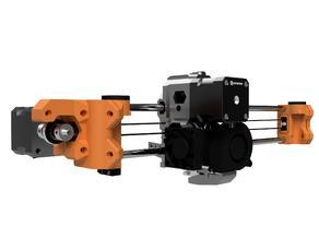 Bear Extruder and X axis (BearExxa) 1.0.0 MK2.5S MK3S