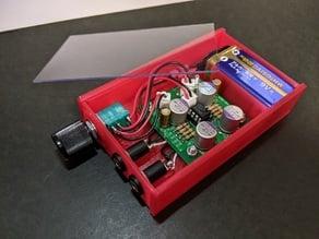 HPA CASE  HeadPhone Amplifier Portable Case